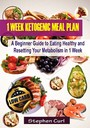 1 Week Ketogenic Meal Plan - A Beginner Guide to Eating Healthy and Resetting Your Metabolism in 1 Week