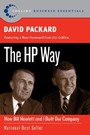HP Way - How Bill Hewlett and I Built Our Company