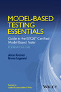 Model-Based Testing Essentials - Guide to the ISTQB Certified Model-Based Tester - Foundation Level