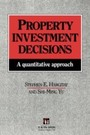 Property Investment Decisions - A quantitative approach