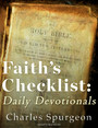 Faith's Checkbook: Daily Devotionals