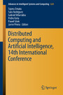 Distributed Computing and Artificial Intelligence, 14th International Conference