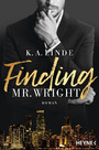 Finding Mr. Wright - Roman