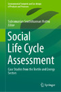 Social Life Cycle Assessment - Case Studies from the Textile and Energy Sectors