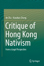 Critique of Hong Kong Nativism - From a Legal Perspective