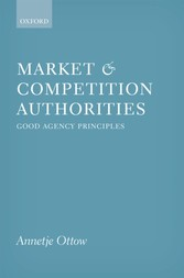 Market and Competition Authorities: Good Agency Principles - Good Agency Principles
