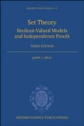 Set Theory: Boolean-Valued Models and Independence Proofs - Boolean-Valued Models and Independence Proofs
