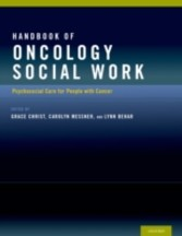 Handbook of Oncology Social Work: Psychosocial Care for People with Cancer - Psychosocial Care for People with Cancer