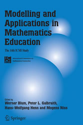 Modelling and Applications in Mathematics Education - The 14th ICMI Study