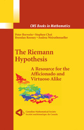 The Riemann Hypothesis - A Resource for the Afficionado and Virtuoso Alike