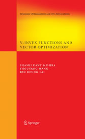 V-Invex Functions and Vector Optimization