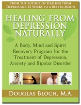 Healing From Depression Naturally - 52 Proven Ways to Elevate Your Mood and Live a Life Free from Depression
