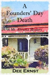 A Founders' Day Death: A Mt. Abrams Mystery