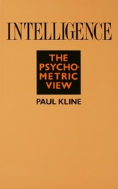 Intelligence - The Psychometric View