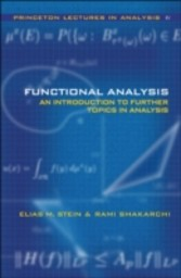 Functional Analysis - Introduction to Further Topics in Analysis