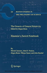 The Genesis of General Relativity - Sources and Interpretations