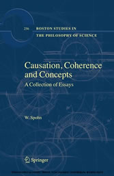 Causation, Coherence and Concepts - A Collection of Essays