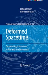 Deformed Spacetime - Geometrizing Interactions in Four and Five Dimensions