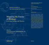 Mapping the Future of Biology - Evolving Concepts and Theories