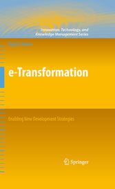e-Transformation: Enabling New Development Strategies