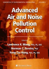 Advanced Air and Noise Pollution Control - Volume 2