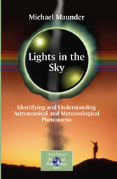 Lights in the Sky - Identifying and Understanding Astronomical and Meteorological Phenomena