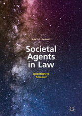 Societal Agents in Law - Quantitative Research