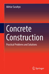 Concrete Construction - Practical Problems and Solutions