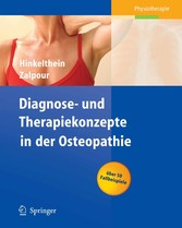 Diagnose- und Therapiekonzepte in der Osteopathie