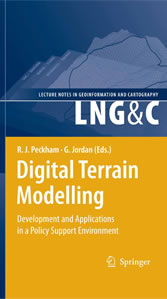 Digital Terrain Modelling - Development and Applications in a Policy Support Environment