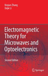 Electromagnetic Theory for Microwaves and Optoelectronics