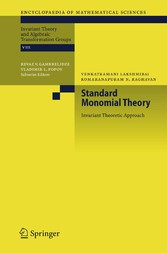 Standard Monomial Theory - Invariant Theoretic Approach