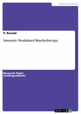 Intensity Modulated Brachytherapy