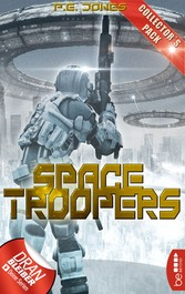 Space Troopers - Collector's Pack - Folgen 13-18