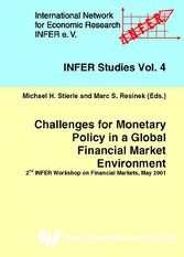 Challenges for Monetary Policy in a Global Financial Market Environment