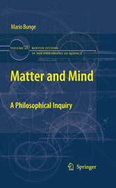 Matter and Mind - A Philosophical Inquiry