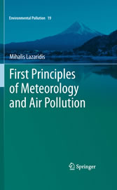 First Principles of Meteorology and Air Pollution